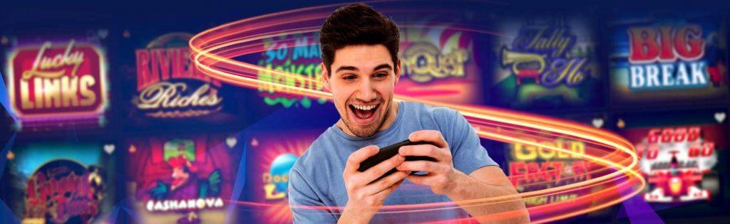 Spela onlinecasino